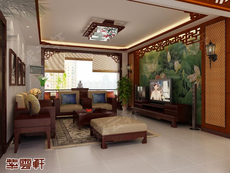 中式住宅装修福利来了小户型用户看过来