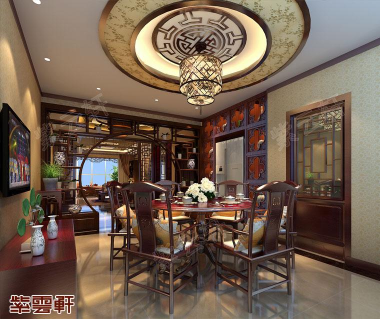 苏先生家装修完毕的古典平层可以看了!