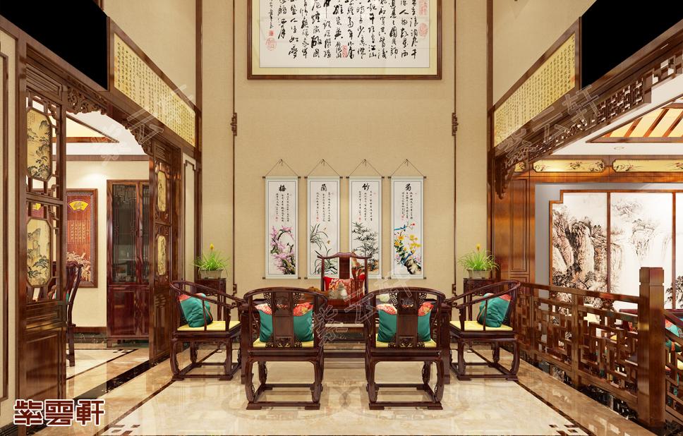 陶源般的中式茶室,给你的心灵放个假