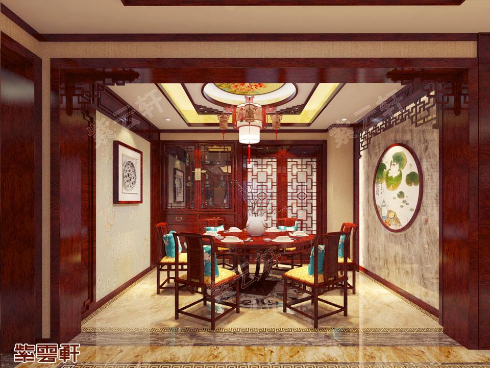 简约餐厅中式装修