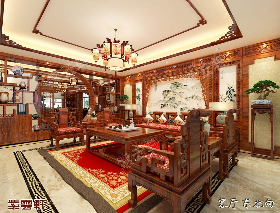 中式装修也能吸引来的独特目光