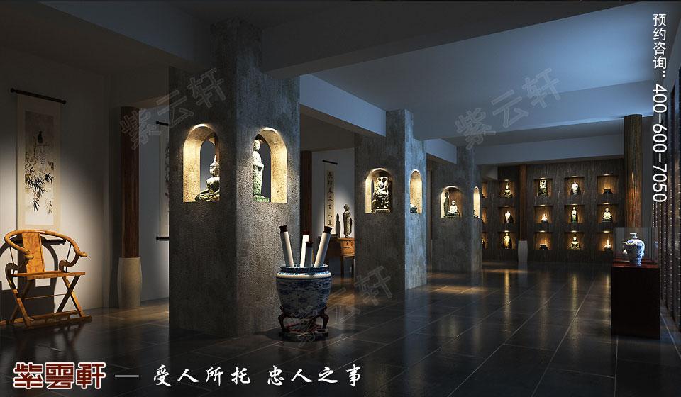 会所创作室古典中式装修图片