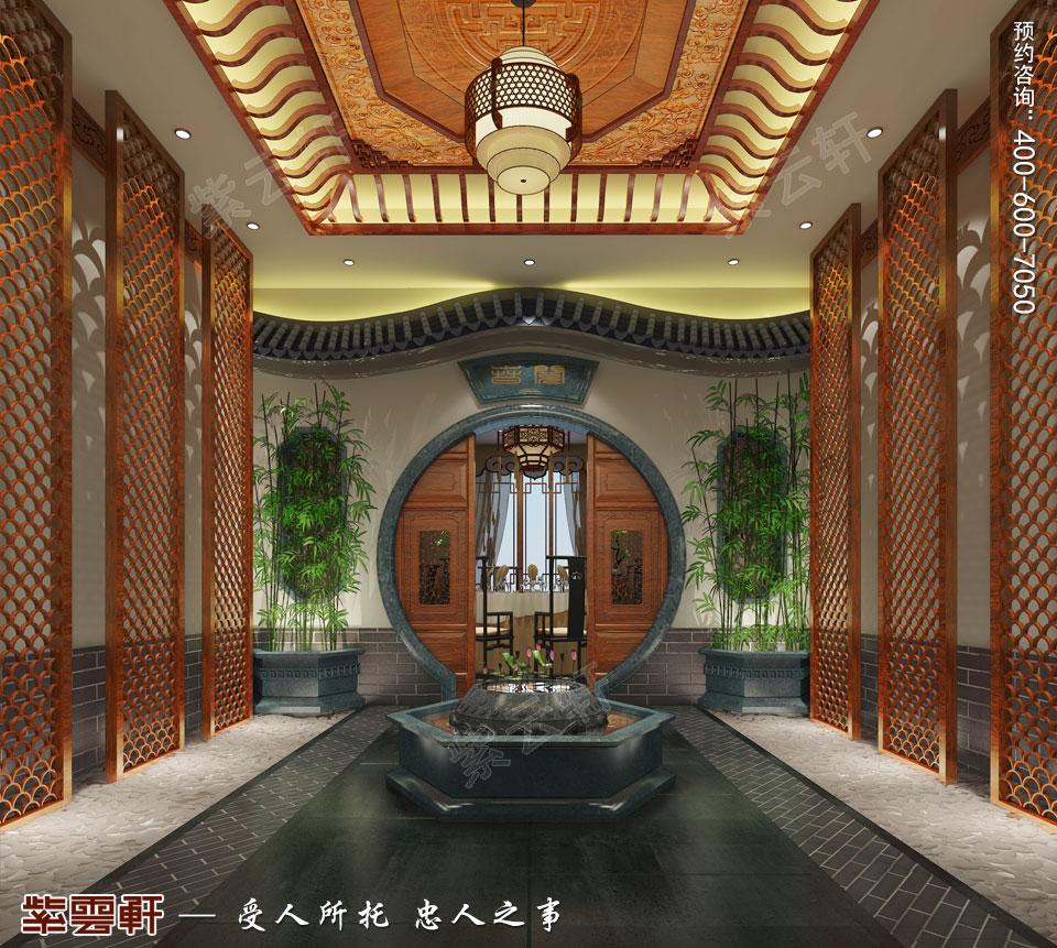中式装饰之中式院落