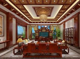 河北廊坊高端会所古典中式风格装修 繁华虽少减,高雅亦足奇