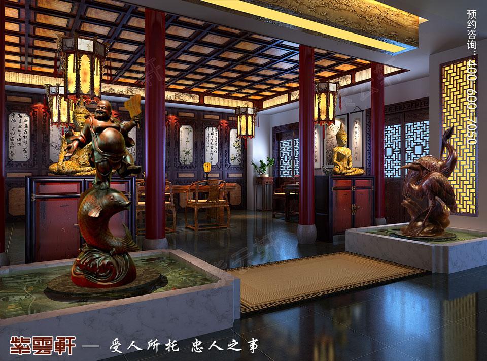接待厅古典中式装修.jpg