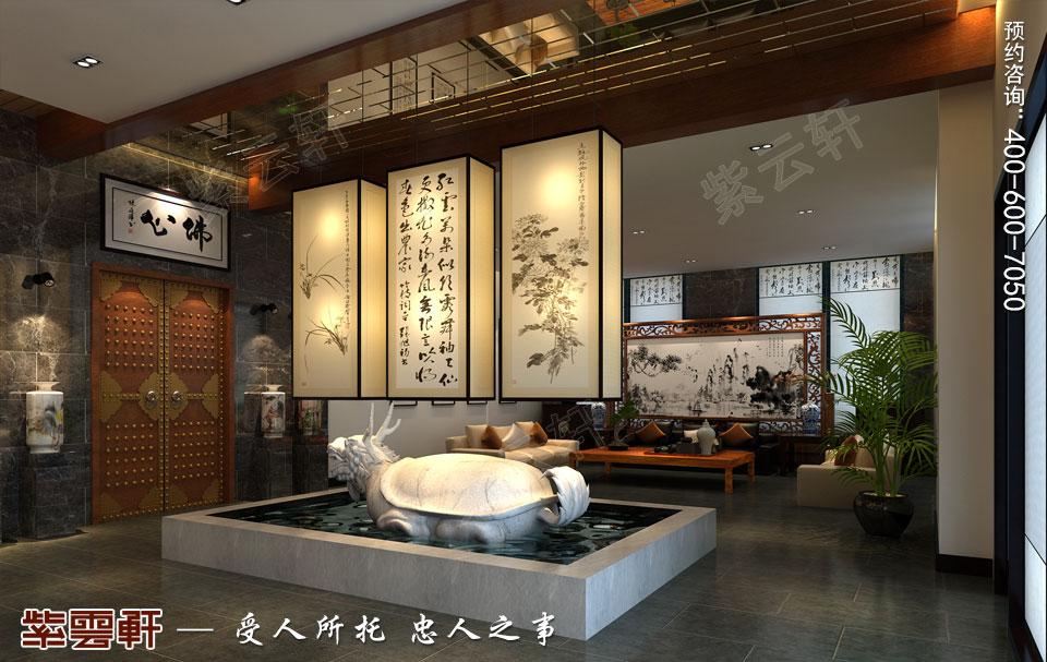 古典装修客厅设计