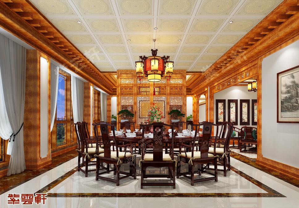 奢华私人贵宾会所中式装修 国粹经典之最美装修