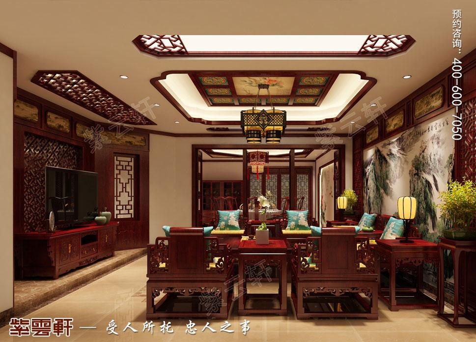 中式别墅设计图
