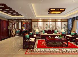 传统住宅装饰的色彩之美