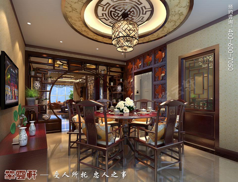 餐厅中式风格装修图图片