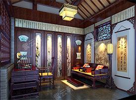 传统四合院中最美的中式设计