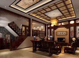 楼中楼复古设计中体现的传统文化