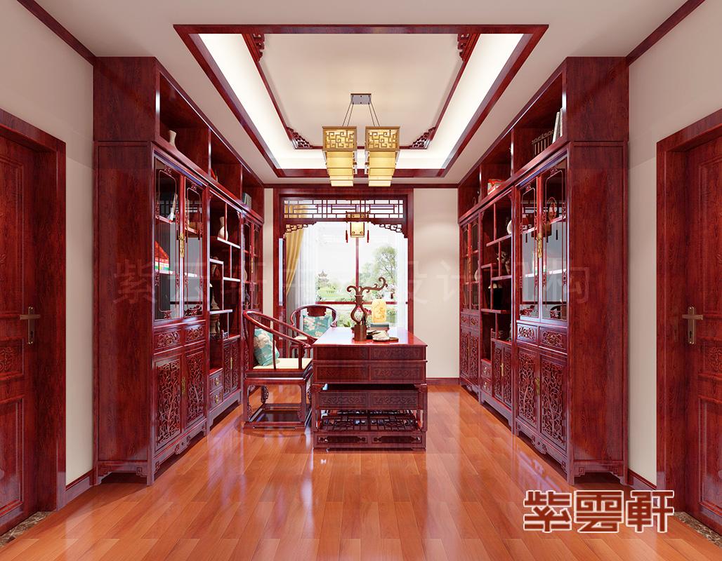 中式书房案例