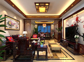 中式装修风格——最美的装修风格