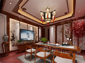 最美的茶室装修案例 最美的茶室文化