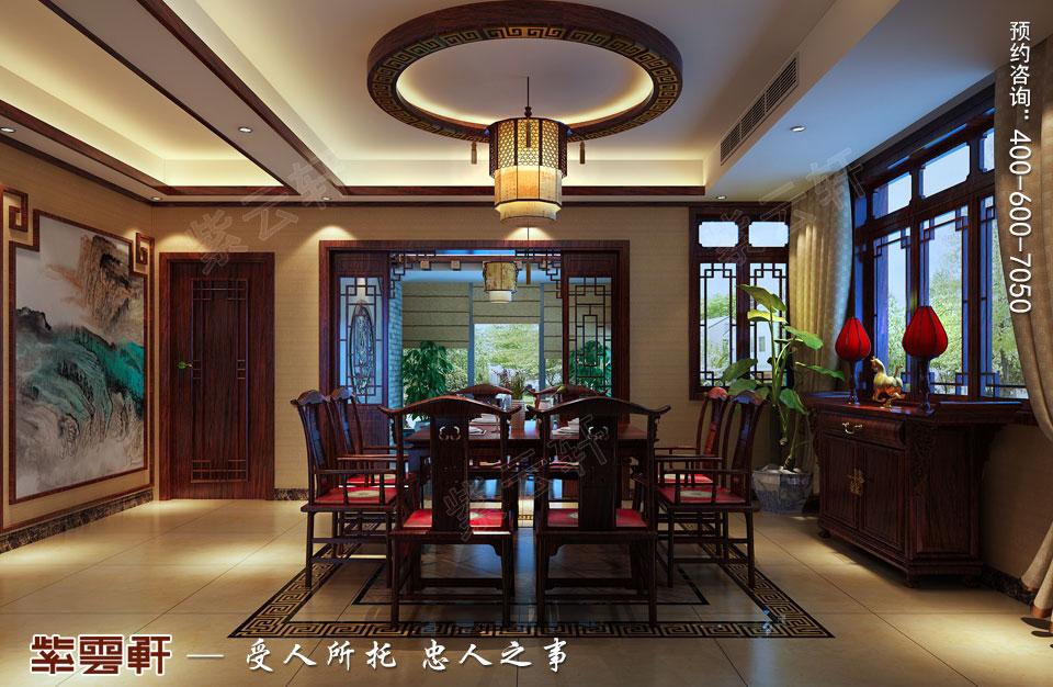 古典庄园设计餐厅