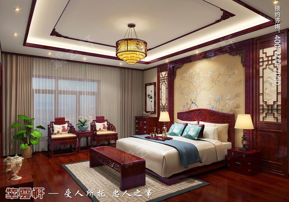 古典洋房装饰客卧