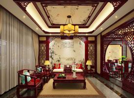 中式风格自建房中的古典情怀