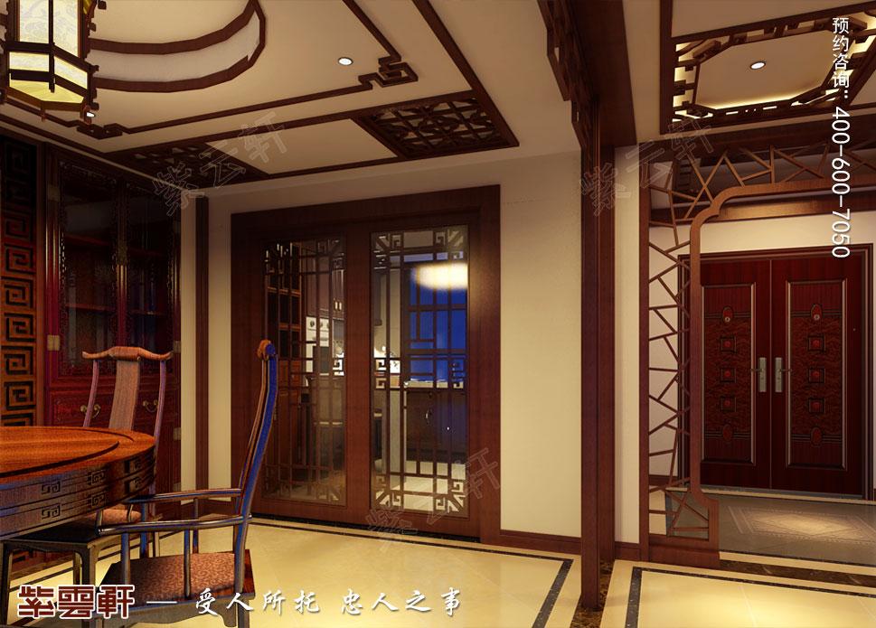 楼中楼复古设计餐厅