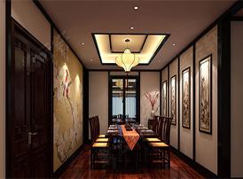 别出心裁的中式餐厅设计