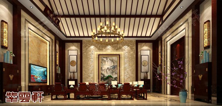客厅复古风格