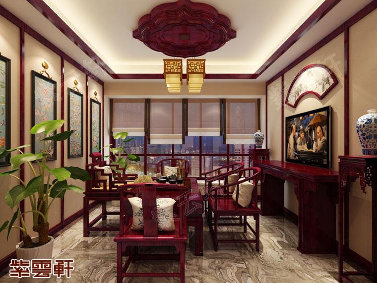 茶室装修案例