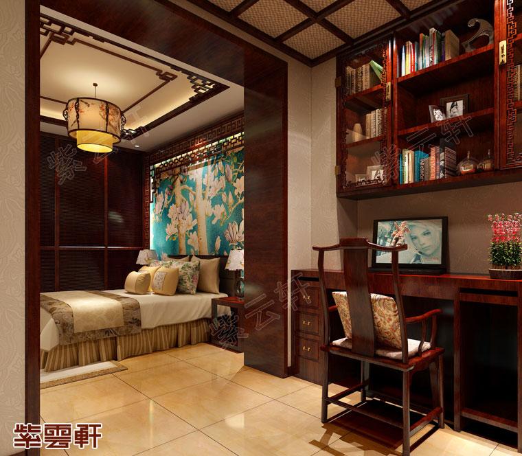 书房古典装潢