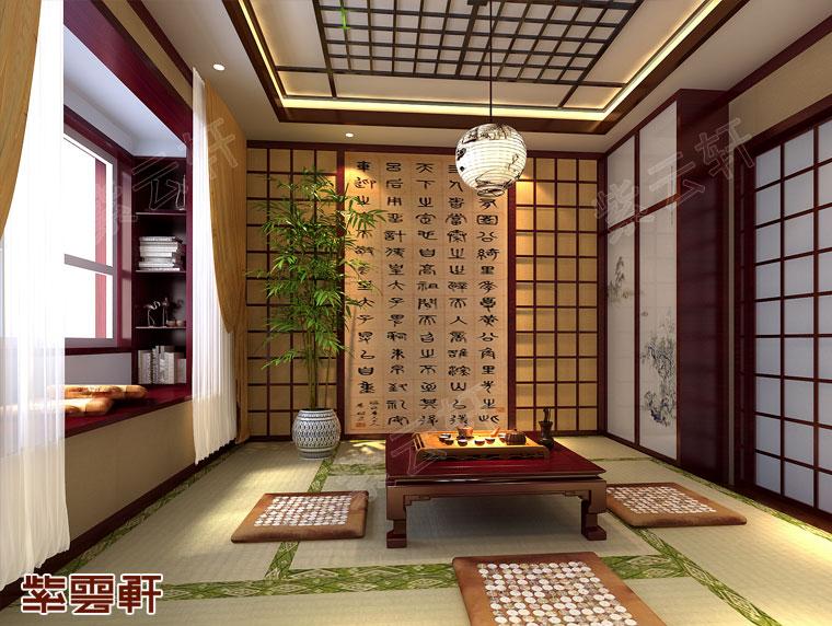 茶室古典装修