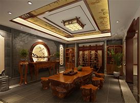 茶室古典装修的迷人之处