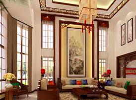 传统风格住宅中不灭的中式情怀