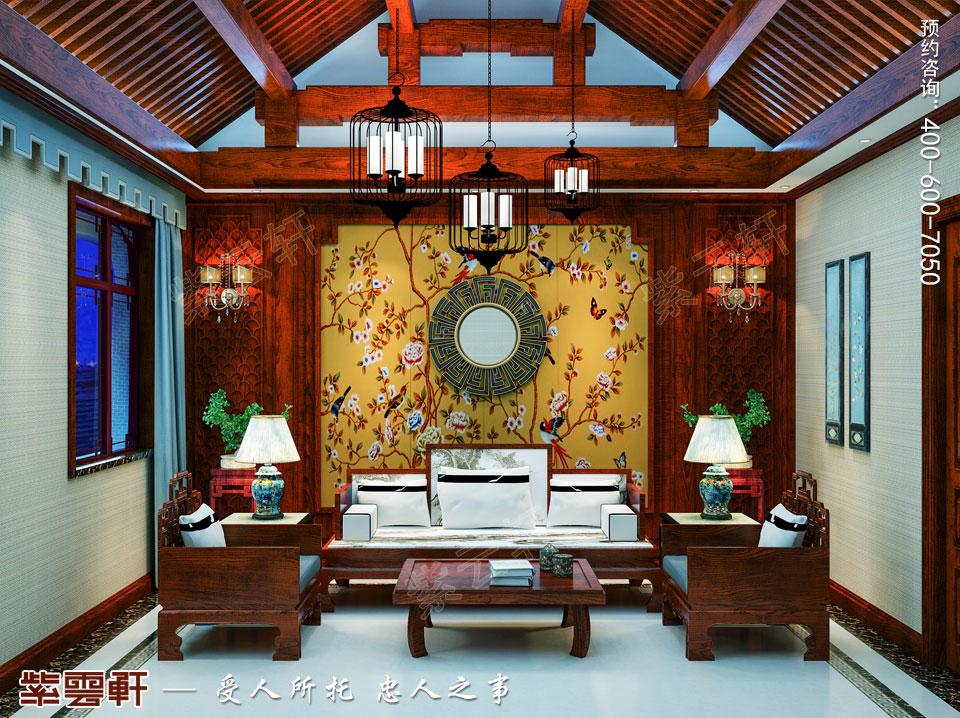 豪宅中式装修