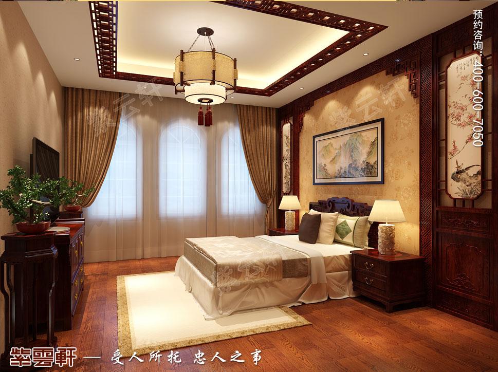 豪宅中式装饰