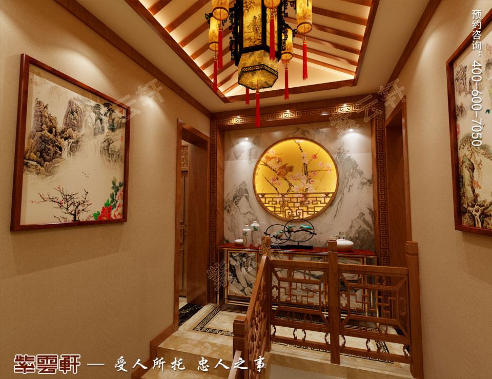 楼梯间中式装饰图片.jpg