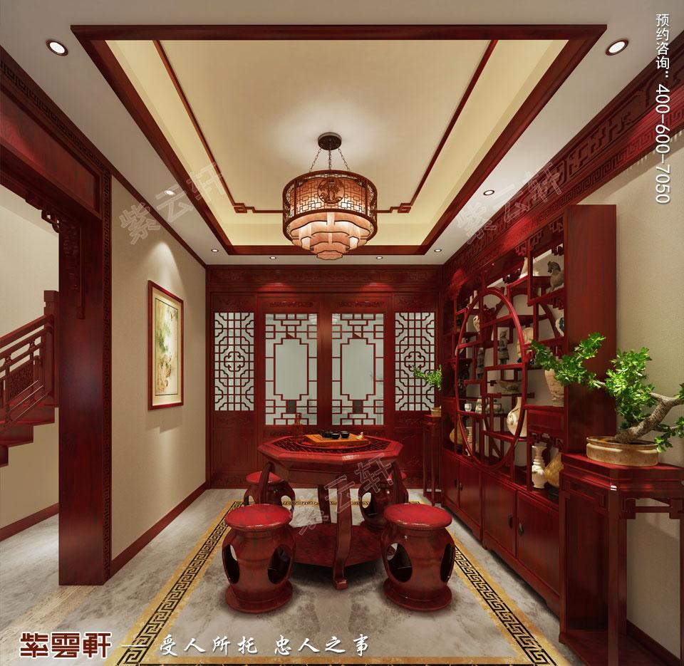 新中式风格装修图片