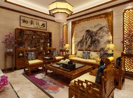 现代中式风格的美不拘一格