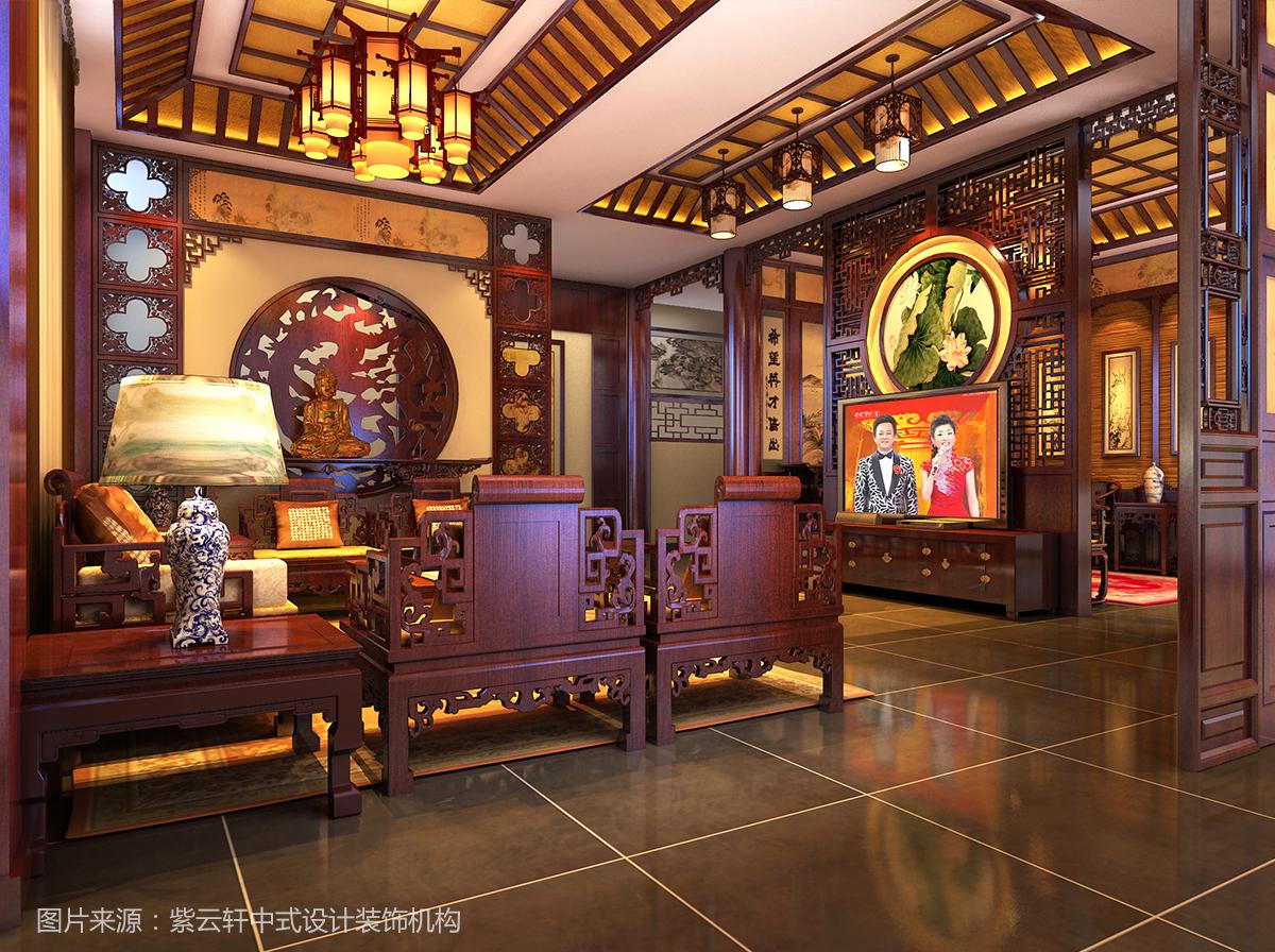 中式装修多少钱