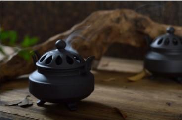 中式宁静生活 炉中一篆香