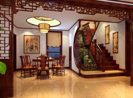 中式装修楼梯设计的风水讲究和禁忌