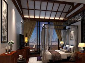 中式装修中需要注意的卧室装修几大风水禁忌