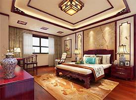 中式卧室装修中蕴含的风水常识