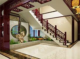 从风水角度看楼梯设计效果图