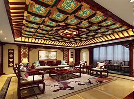 客厅传统装修相关的风水禁忌