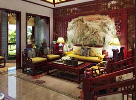 中式风格卧室的相关装修风水常识