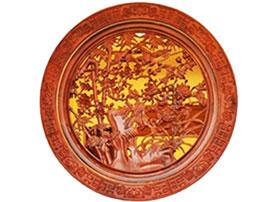雕花-景窗-花格