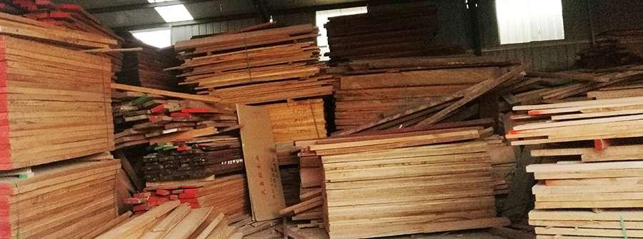 库房-木材通风储藏区